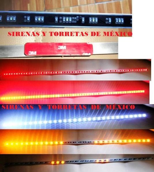 ARTÍCULOS DE VENTA 2014 SIRENAS Y TORRETAS DE MÉXICO Barra-general