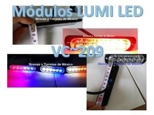 LED Sirytor VC 209 4 pres img