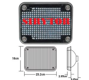 luz perimetral -blanca-codigo-leds-WF65-9