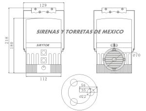 VCMTC-8X PORTATIL CON BATERIAS.A