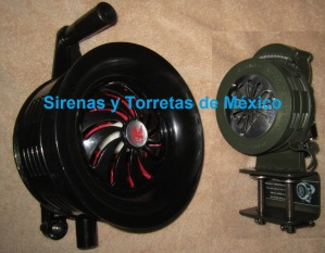sirena manual d