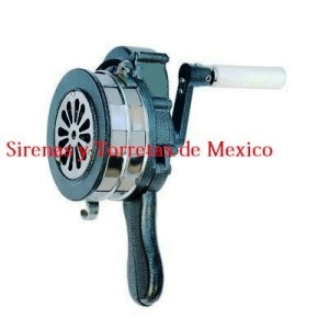 Sirena Manual SiritorLK1000