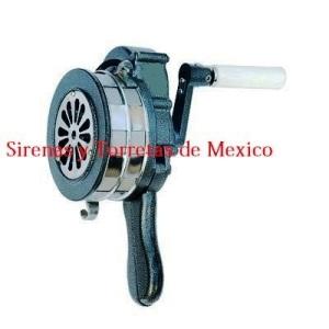 Sirena Manual SiritorLK1000