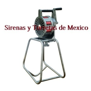 sirena manual SiritorLK1200g