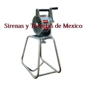 sirena manual SiritorLK1200g