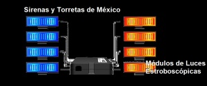 Luces y control LEDs VCLE108TNE LE108