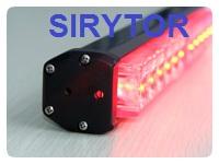 Módulos de 6 LEDS JD1002345tx3