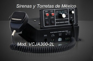 Sirena TNE JA300-2LD