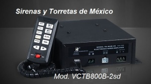 Sirena TNE TB800B-2Sd