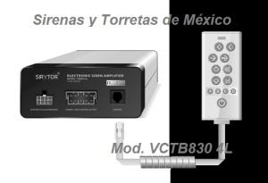 Sirena TNE ULAN TB830 4L y TB860 4L