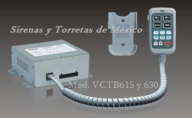 Sirenas TNE TB615 y TB 630 b