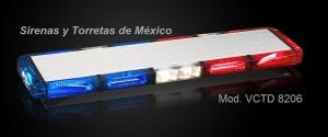 Torreta TNE a LEDs grande 8206d