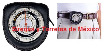 al´tímetro ever trust 670 case l¿piel