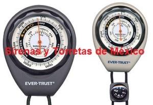 altímetro ever trust 690 a