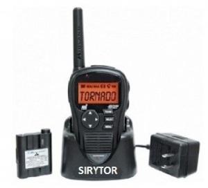 aa radio portátil SAS 1