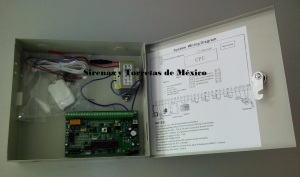 alarma k2 caja y electrónicaaa