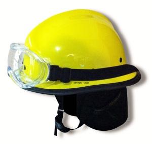casco SIRYTOIR Mod. USAR amarill perfil