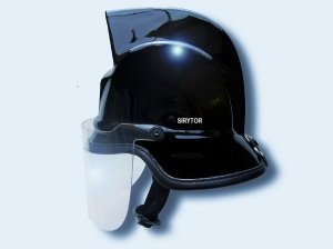 casco SIRYTOR bombero Mod. Antique lat.